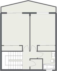 2br 2nd floor