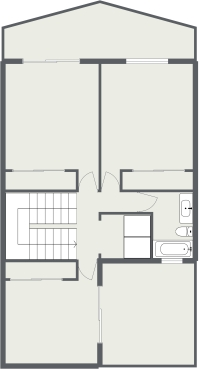 3br 2nd floor